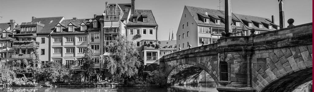 Brücke in Nürnberg